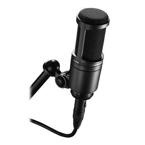 audio technica at2020 condenser mic studiospares