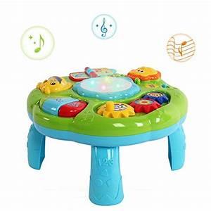 Spielzeug Für Baby 8 Monate : musikalische aktivit t tisch baby spielzeug beby new ~ Watch28wear.com Haus und Dekorationen