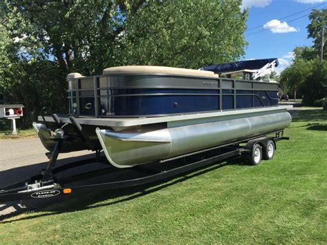Crest Pontoon Boats For Sale by Crest Pontoon Boats Boats For Sale