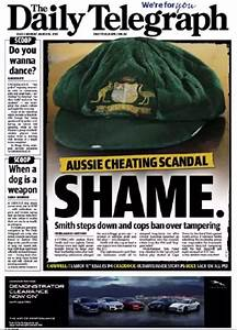 "USA: ""Show some balls!"" Australian press react to shameful ..."