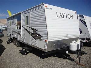 2007 Used Skyline Rv Layton 253ltd Travel Trailer In