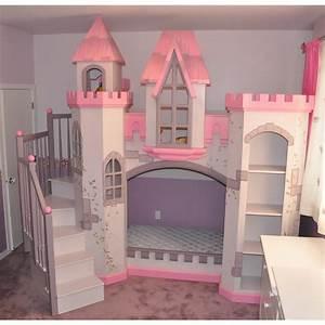 Castle Bunk Bed Plans BED PLANS DIY & BLUEPRINTS