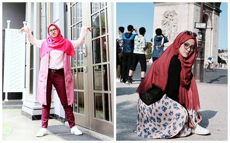 perbedaan gaya fashion ala wirda mansyur  ria ricis
