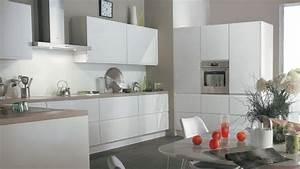 carrelage cuisine sol gris elegant perfect cuisine With sol beige quelle couleur pour les murs