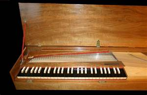 BaltimoreRecorders.org: Information about the Clavichord