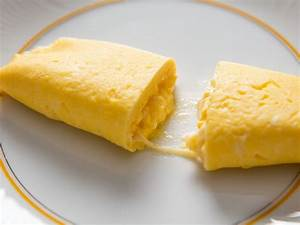 French Omelette With Cheese Recipe   Serious Eats