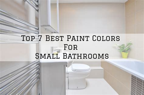 Best Colors For Bathrooms by Brush And Roll Painting Top 7 Best Paint Colors For