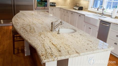 river gold granite countertop www imgkid the image