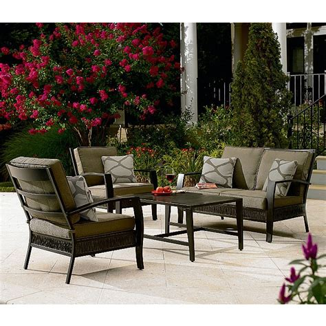 Patio Furniture Cushions Sears by Patio Sears Patio Cushions Home Interior Design