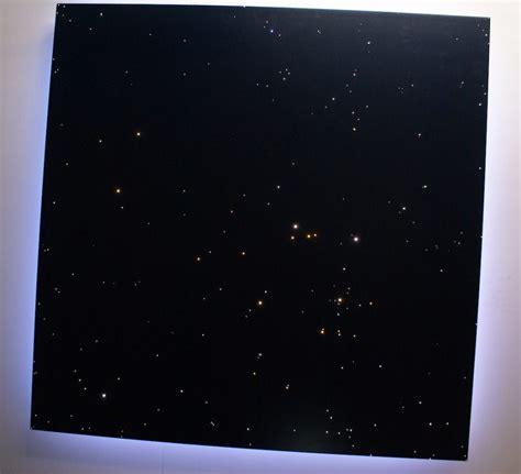 Sternenhimmel Led Schlafzimmer by Sternenhimmel Leuchte Im Schlafzimmer Led Decke Glasfaser