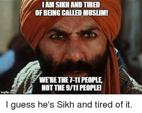 25+ Best Memes About Sikh