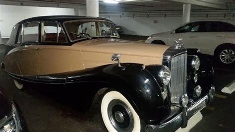 1952 Bentley R Type With Elegant Freestone & Webb Aluminum