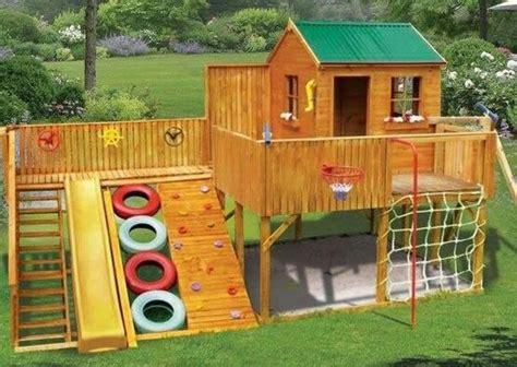 caydens future playhouse  backyard fun backyard