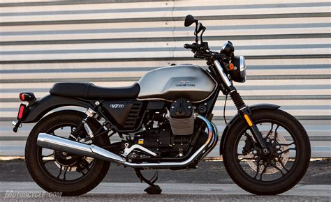 Review Moto Guzzi V7 Ii by 2016 Moto Guzzi V7 Ii Review
