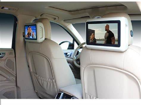 Vcan1361 9inch Android Car Rearview Headrest Monitor With