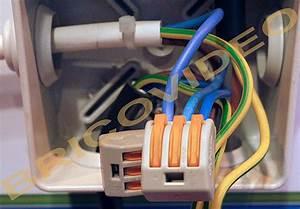 Domino Electrique Wago : branchement electrique borne automatique goulotte ~ Melissatoandfro.com Idées de Décoration