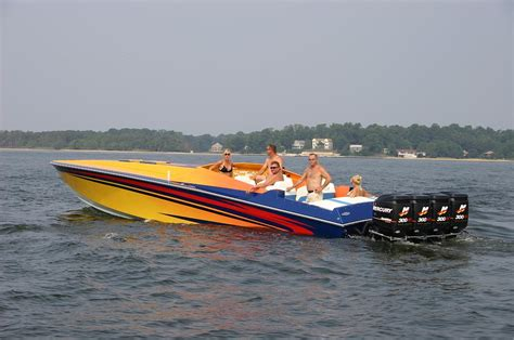 How Much Are Midnight Express Boats by 37 Sportdeck Page 2