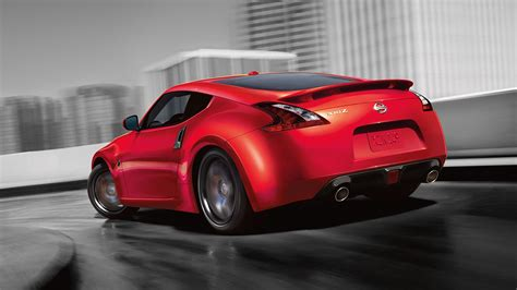 nissan 370z 2018 nissan 370z coupe sports car nissan canada