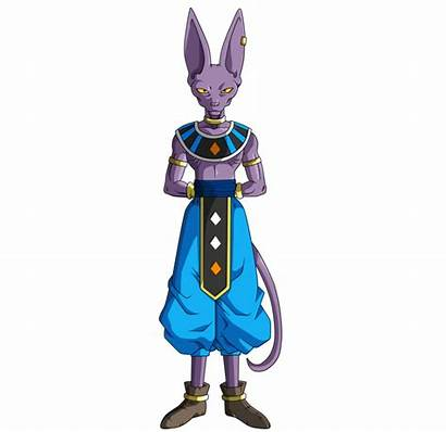 Beerus Dbs Dragon Ball Saodvd Transparent Deviantart