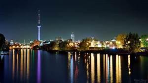 Bilder Von Berlin : berliner skyline bei nacht ~ Orissabook.com Haus und Dekorationen