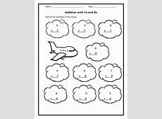 math worksheet for grade 1 addition easy – Printable Shelter