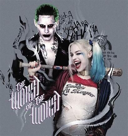 Suicide Squad Harley Joker Quinn Margot Robbie