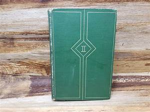 High School English Book 2  1937  Vintage Text Book In