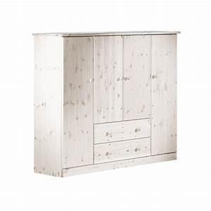 Wäscheschrank Royal Oak : w scheschrank maja 4 t rig kiefer wei lackiert d nisches bettenlager ~ Sanjose-hotels-ca.com Haus und Dekorationen