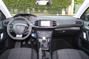 Peugeot 3008 1 6 Bluehdi 120 S S Eat6 Business Pack : essai peugeot 308 1 6 bluehdi 120 propre sur elle ~ Gottalentnigeria.com Avis de Voitures