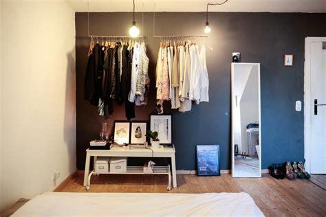 schrank ohne kleiderstange gut durchdachte kleidungsorganisation ohne schrank