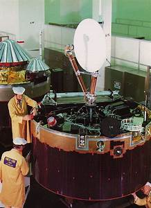 Pioneer Venus Probes Images