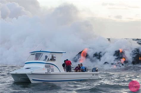 Lava Boat Tours Oahu by Photos From Volcanoes National Park Hawaii Photos For Sale