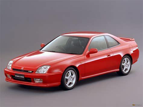 Honda Prelude SiR Type-S (BB6) 1998–2001 wallpapers ...