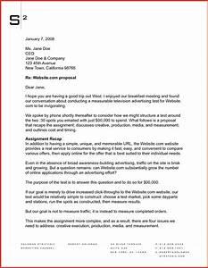 Best proposal letter