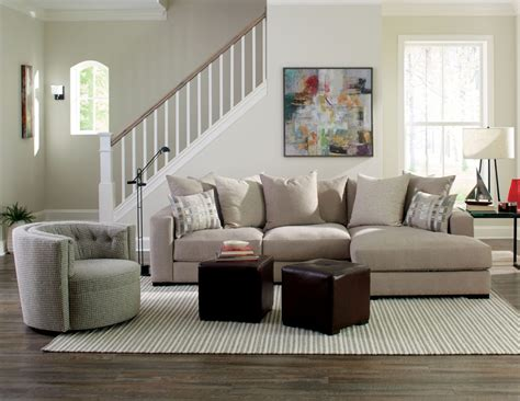 Jonathan Louis Lombardy Sofa by The Lombardy Collection Plush Sectional Jonathan Louis