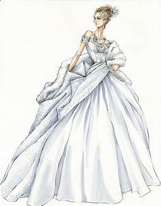 Anna Karenina Costume Sketch | drawn | Pinterest