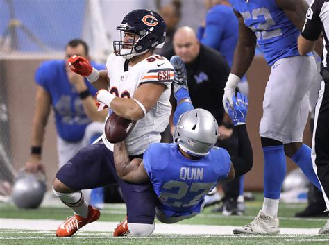 Chicago Bears Trey Burton Makes Super Bowl Promise