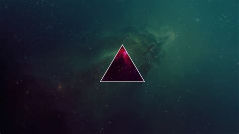 Low Poly Wallpaper 1920x1080 Space Triangle Cool Wallpapers
