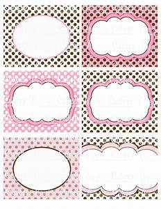 best photos of printable fancy labels free blank With fancy blank labels