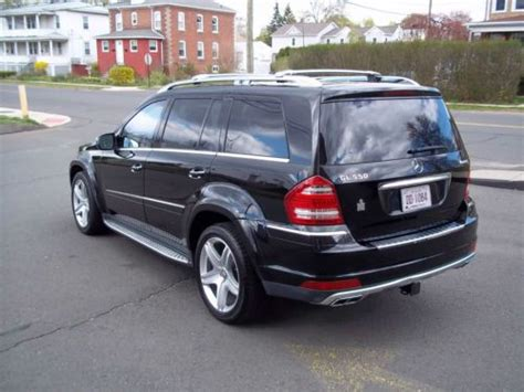 sell   mercedes benz gl amg awd vfull