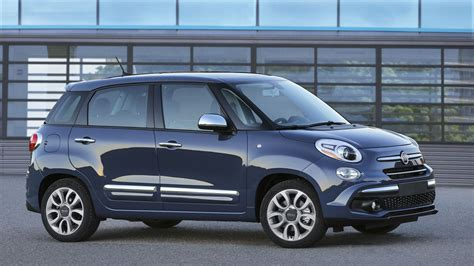Fiat Car : 2018 Fiat 500l And 2017 500x Get Updates