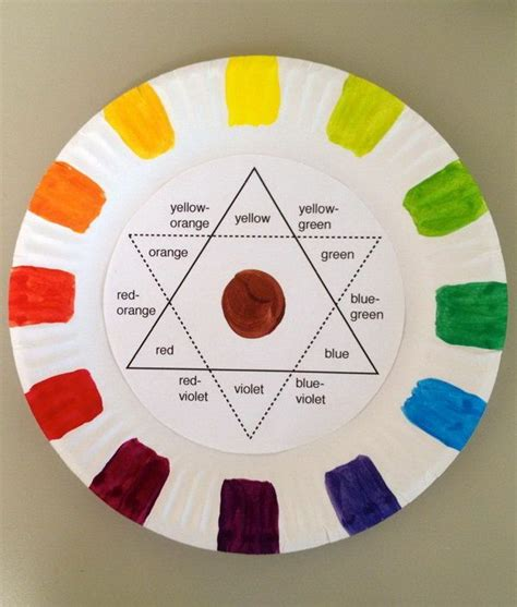 10 brilliant color wheel project ideas waadiy art