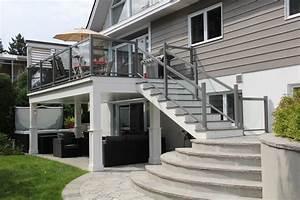 Garde Corps Terrasse Aluminium : choisir une rampe ou garde corps pour sa terrasse ~ Melissatoandfro.com Idées de Décoration