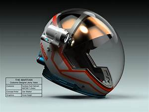 The Martian: Mars Surface Suit Concept Art – GNDN
