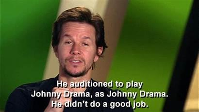 Mark Wahlberg Johnny Drama Entourage Wahlbergs Marky