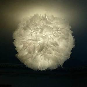 Suspension Luminaire Plume : petits papiers marvellous ~ Teatrodelosmanantiales.com Idées de Décoration