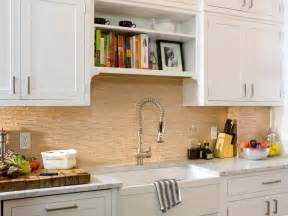 formica countertops hgtv - Do It Yourself Kitchen Backsplash