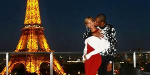Beyonce Paris Vacation Photos - Blue Ivy, Jay Z and ...