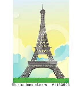Eiffel Tower Cartoon Clip Art
