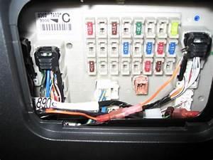 Fuse Box  U0026 Orange Wire